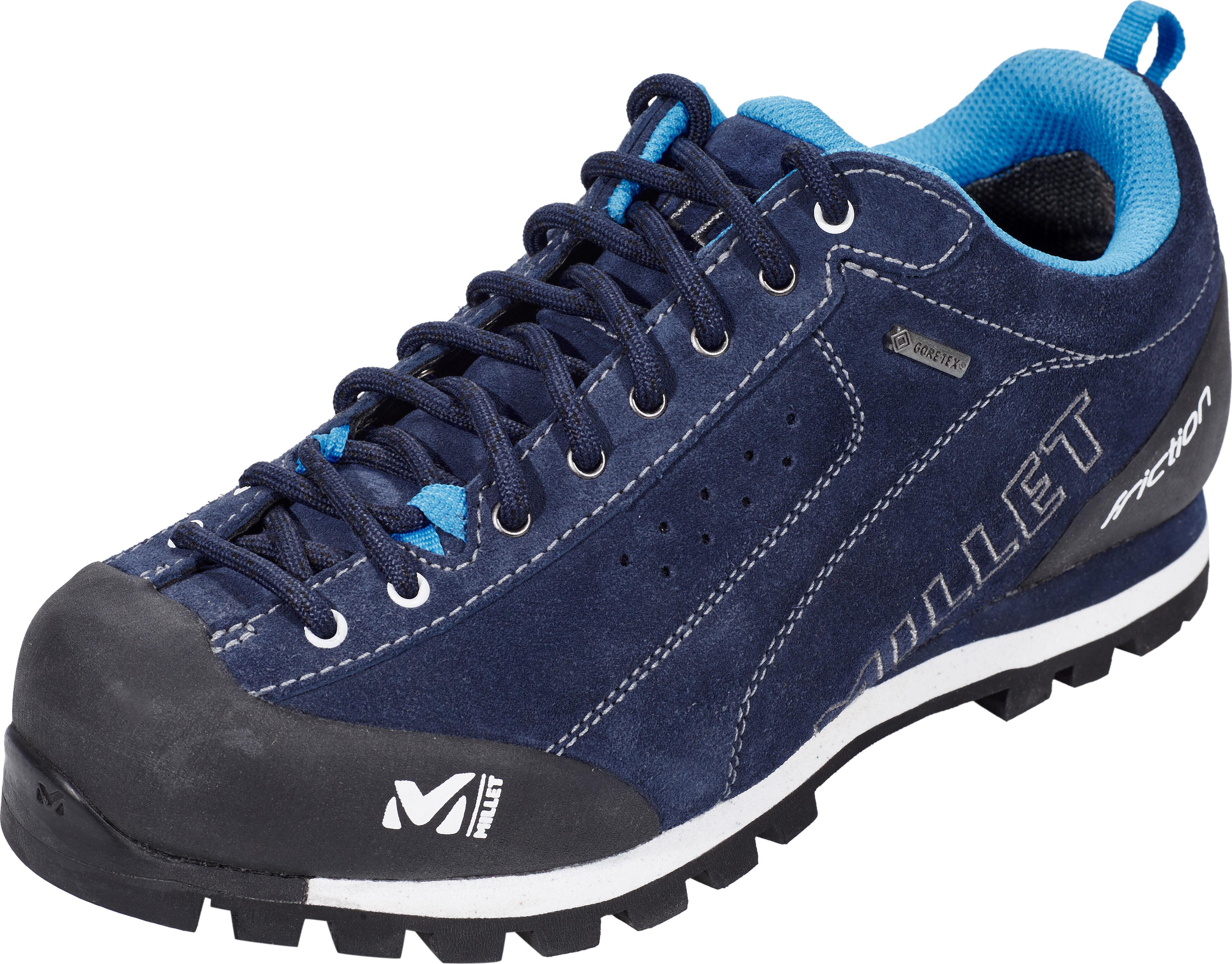 23c08cc4cc8446 Millet Friction Shoes Women GTX blue at Addnature.co.uk